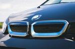 BMW i3 2018 grille detail