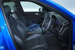 Audi SQ5 front seats - 69 plate