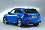Audi SQ5 rear studio - 69 plate