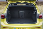 Volkswagen Golf 2021 RHD boot open