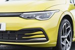 Volkswagen Golf 2020 RHD front end detail