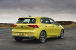 Volkswagen Golf 2021 RHD rear right static