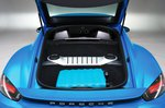 Porsche 718 Cayman T rear boot - 19-plate car