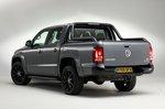 Volkswagen Amarok rear studio - 69 plate