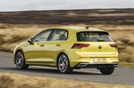 Volkswagen Golf 2021 rear panning
