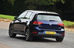 Volkswagen Golf rear - 67-plate car