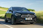 2020 Mercedes GLA nose