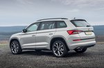 2020 Skoda Kodiaq rear static - 69-plate car