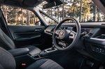 Honda Jazz 2020 RHD front seats