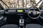 Honda Jazz 2020 RHD dashboard, wide angle
