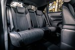 Honda Jazz 2020 RHD rear seats