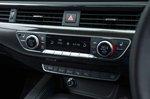 Audi A5 Coupe RHD centre console