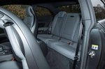 Audi A5 Coupe RHD rear seats