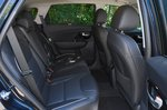 Kia e-Niro 2020 RHD rear seats