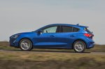 Ford Focus 2021 RHD left panning