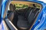 Ford Focus 2021 RHD rear seats