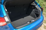 Ford Focus 2021 RHD boot open