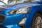 Ford Focus 2021 RHD front detail