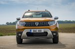 Dacia Duster 2021 RHD front static