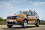 Dacia Duster 2021 RHD low left static