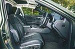Lexus ES front seats - 68 plate