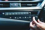 Lexus ES stereo - 68 plate