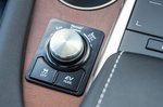 Lexus RX L 2021 interior driving mode control