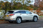 Lexus RX L 2021 rear right static