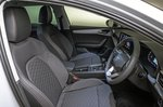 Seat Leon 2020 RHD front seats