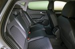 Seat Leon 2021 RHD rear seats