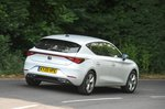Seat Leon 2020 RHD rear tracking