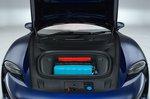 2020 Porsche Taycan front boot
