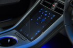 Porsche Taycan 2021 lower touchscreen