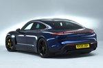 2020 Porsche Taycan rear studio