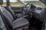 Seat Arona 2019 RHD front seats