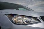 Seat Arona 2019 RHD headlight detail