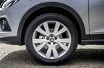 Seat Arona 2019 RHD wheel detail