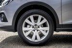 Seat Arona 2019 RHD wheel detail