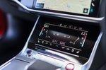 2020 Audi RS7 Sportback climate controls