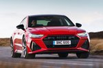 2020 Audi RS7 Sportback front