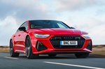 2020 Audi RS7 Sportback front tracking