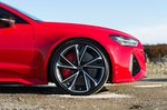 2020 Audi RS7 Sportback front wheel