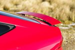 2020 Audi RS7 Sportback rear spoiler