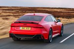 2020 Audi RS7 Sportback rear tracking