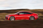 2020 Audi RS7 Sportback side
