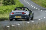 Mazda MX-5 2020 RHD rear cornering