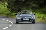Mazda MX-5 2020 RHD head on