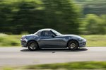 Mazda MX-5 2020 RHD right panning roof up