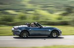 Mazda MX-5 2020 RHD right panning roof down