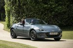 Mazda MX-5 2020 RHD right front static